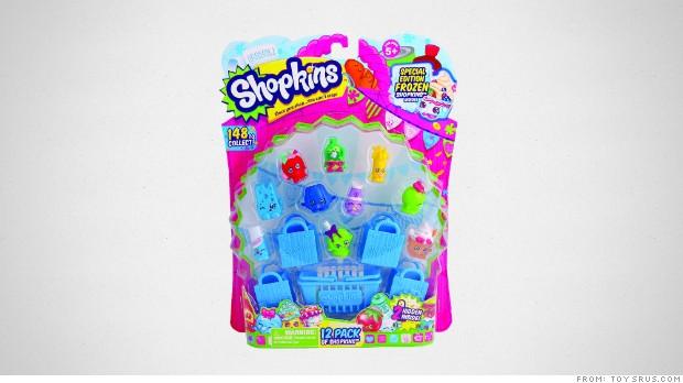 migliori giocattoli di tendenza 2014 shopkins