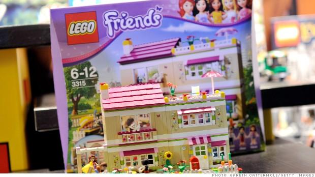 top trend giocattoli 2014 amici lego