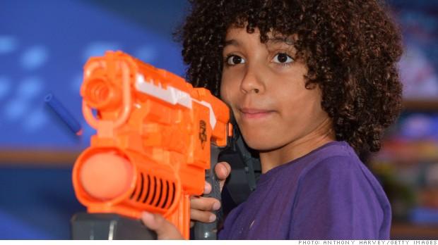 top trend giocattoli 2014 nerf pistola