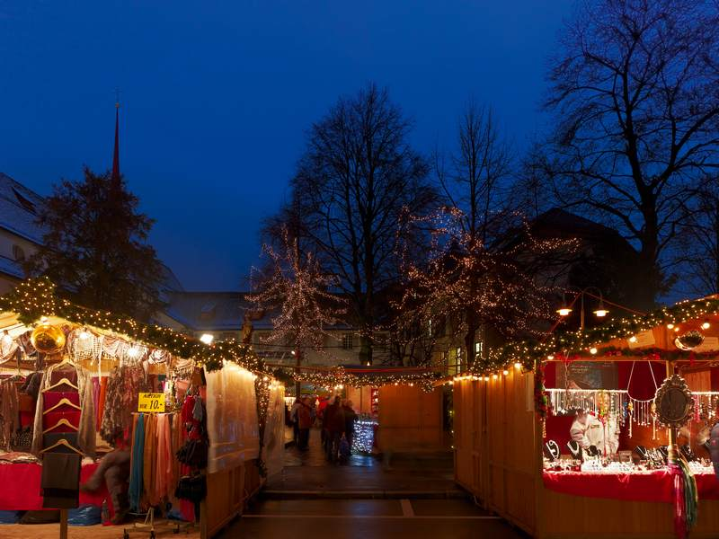 Natale a Lucerna