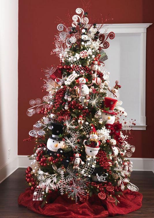 Favoloso Idee per addobbare l'albero di Natale 2014 - Aspettando Natale RB67