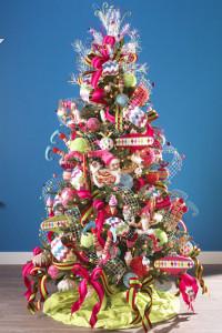 Decorazione albero di Natale Candy