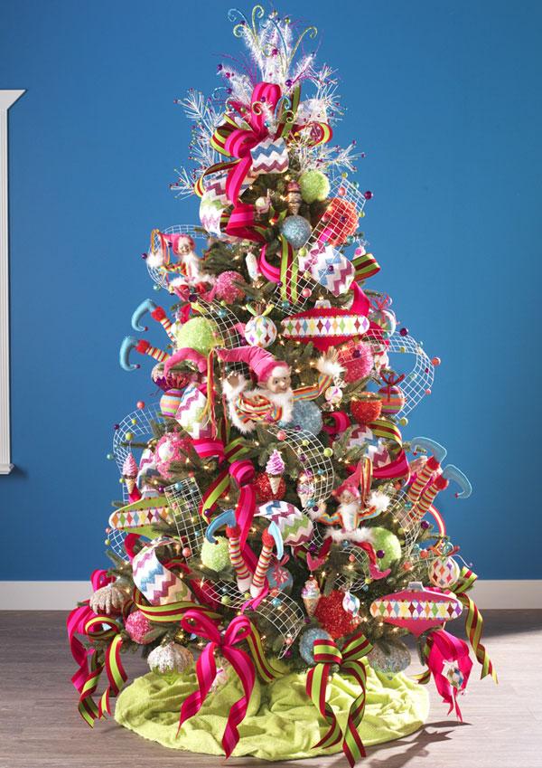 Albero Di Natale Con Dolci.Idee Per Addobbare L Albero Di Natale Aspettando Natale