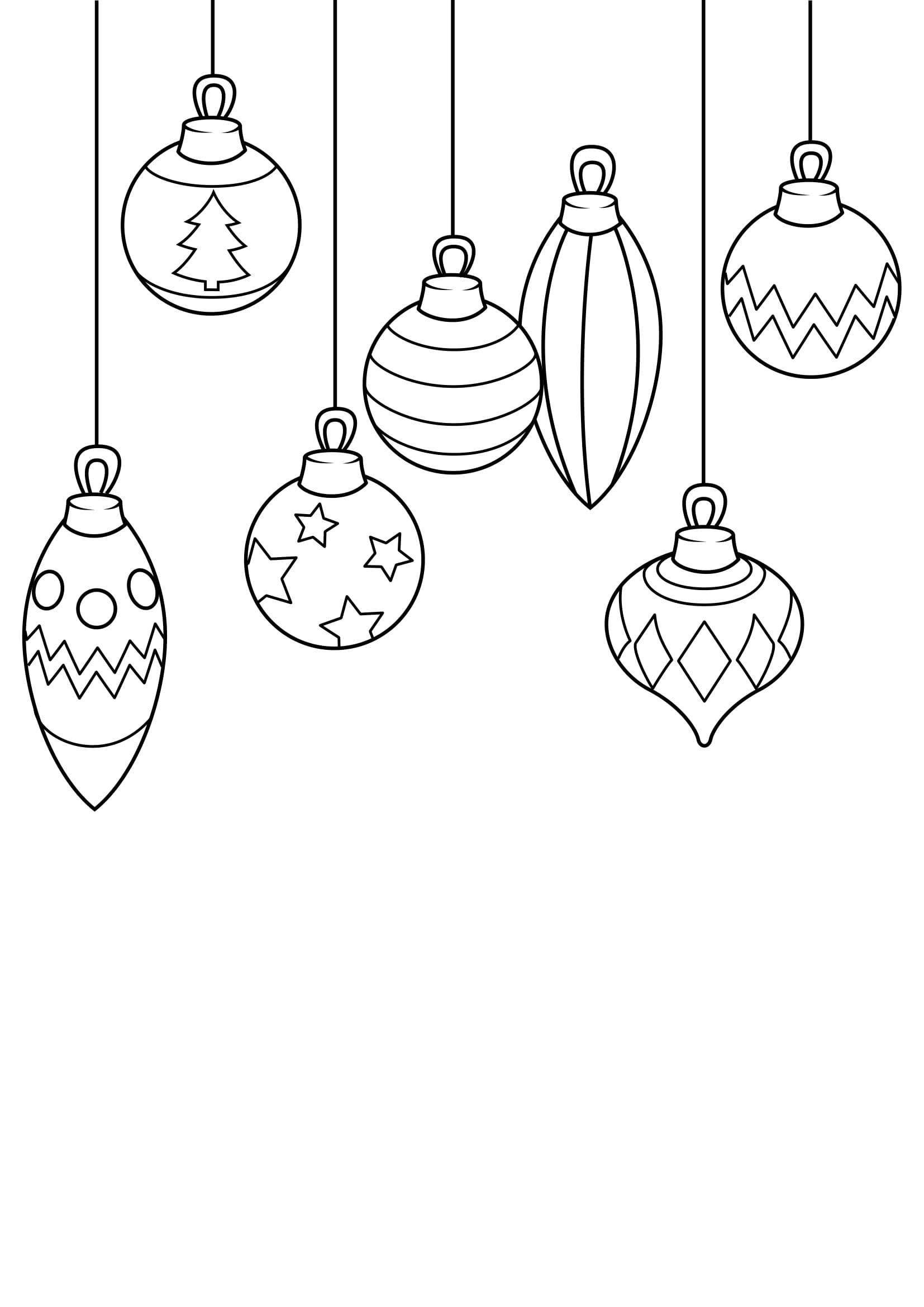 Disegni Di Natale Semplici.Disegni Di Natale Da Colorare Aspettandonatale