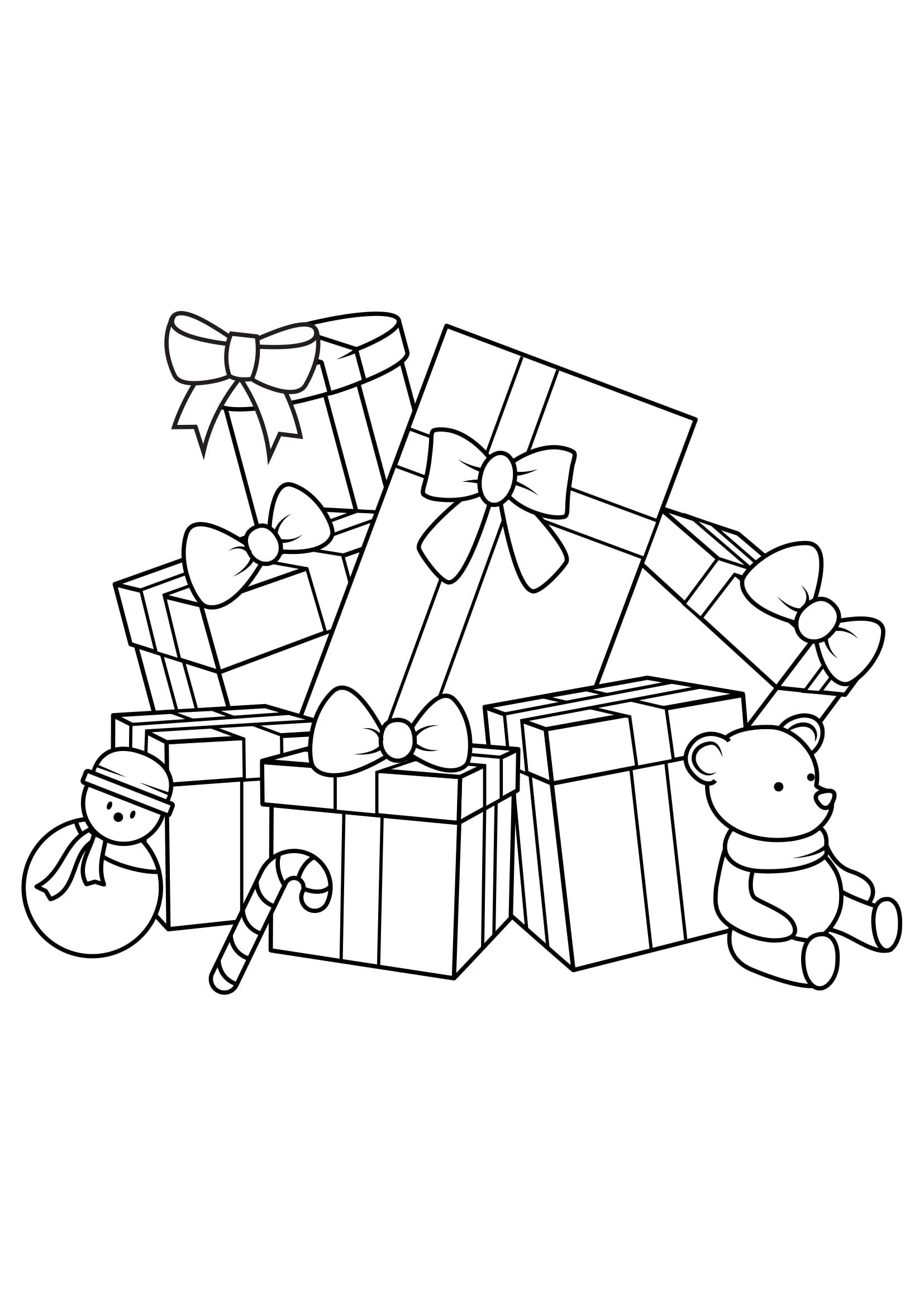 Disegni Di Natale Per Bambini Piccoli