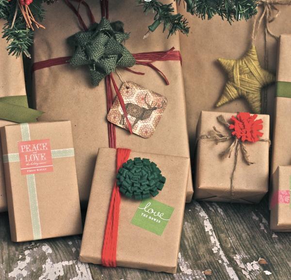 abbastanza pacchetti regalo fai da te SD25