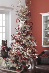 Decorazione albero di Natale maglia