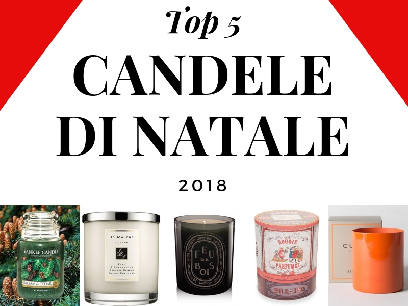 Migliori candele di Natale