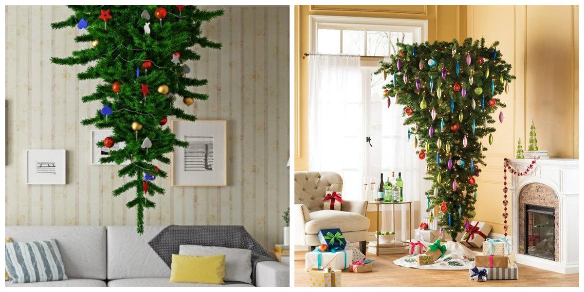 Alberi Di Natale Particolari.Ecco Le Ultime Tendenze In Fatto Di Alberi Di Natale Particolari Aspettando Natale