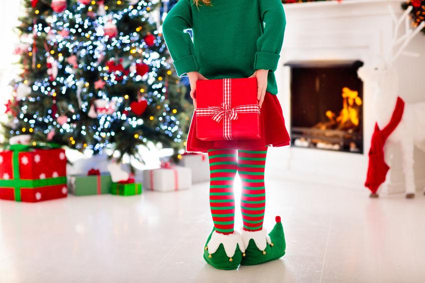 Gli Elfi Di Babbo Natale Nascita Di Un Mito Aspettando